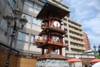 道後温泉 カラクリ時計