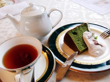 柳川の紅茶屋さん