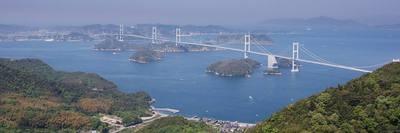 しまなみ街道・来島海峡大橋