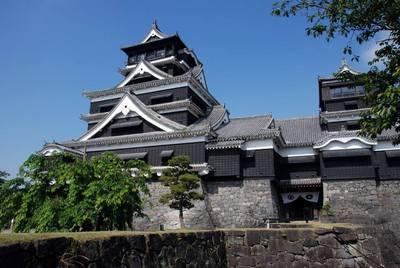 熊本城・天守閣