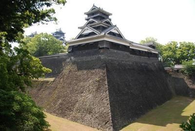 熊本城・宇土櫓と天守閣