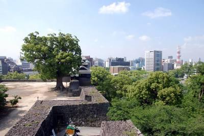 飯田丸5階櫓