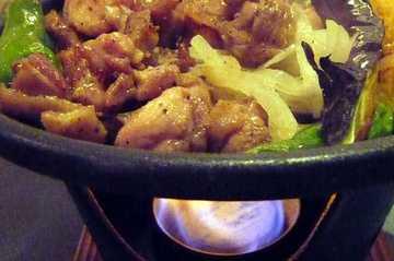 宮崎の炭焼き地鶏
