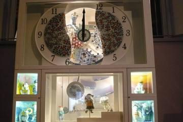 玄海エネルギーパークのカラクリ時計