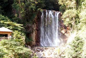 霧島・丸尾の滝
