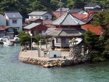 江崎西堂寺六角堂