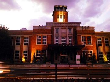 旧戸畑区役所