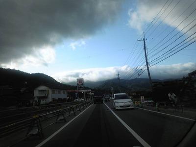 山口市から秋吉へ