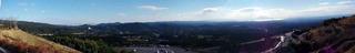 霧島神宮(旧&新)と霧島から見た桜島など