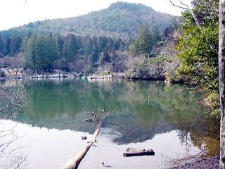 雲仙(白雲の池)