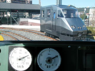 九州鉄道記念館見学