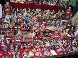 専徳寺の雛人形