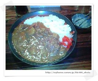 昭和のカレー