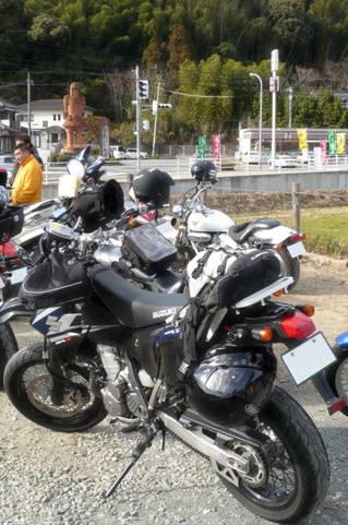 脇田温泉と犬鳴峠の入口付近