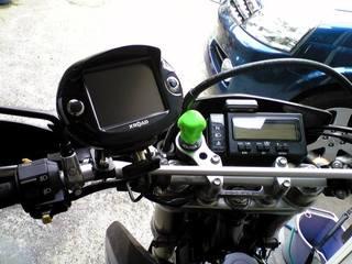 バイク用ナビゲーションシステム
