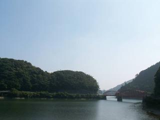 九州民芸村方面から眼鏡橋