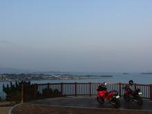 下関・彦島の展望台