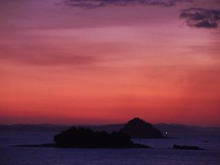 満珠島・潮干珠島
