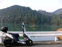 歌野川のダム