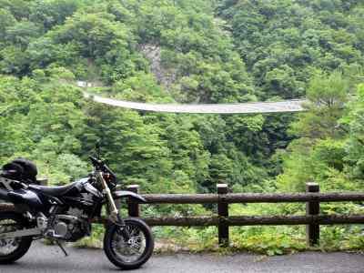 九州縦断ツーリング DR-Z400SM