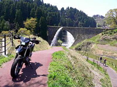 熊本県通潤橋