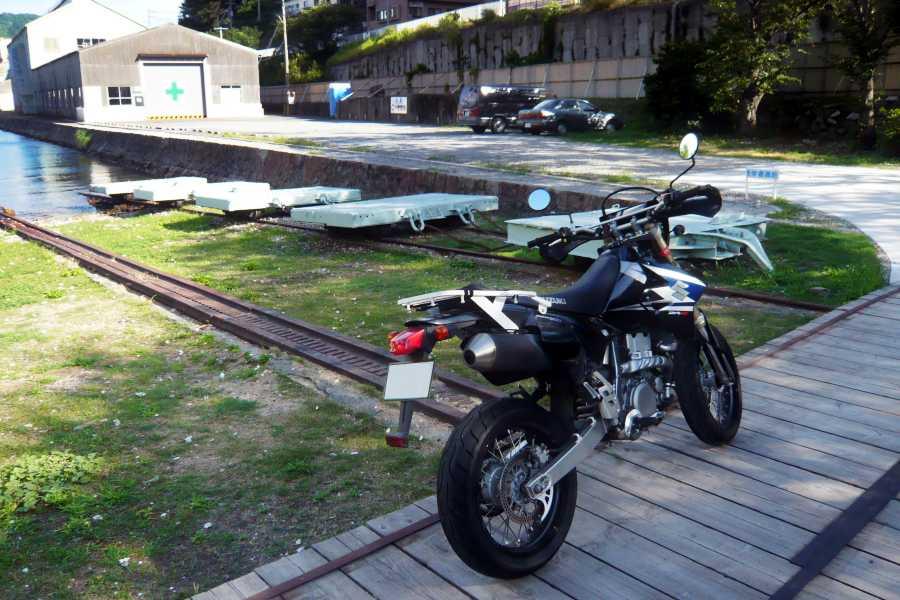 MotoGear/バイクのある風景【ソロバンドック】