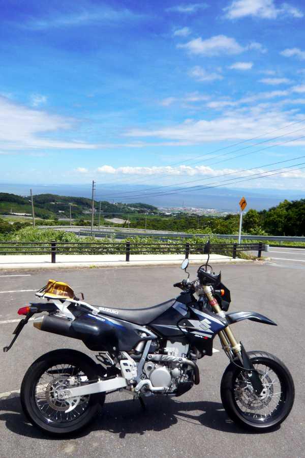 MotoGear/バイクのある風景【島原まゆやまロード】