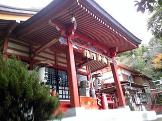 帆柱稲荷神社